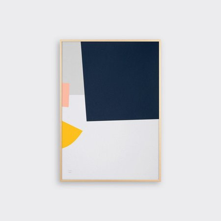 Tom Pigeon Lagan print