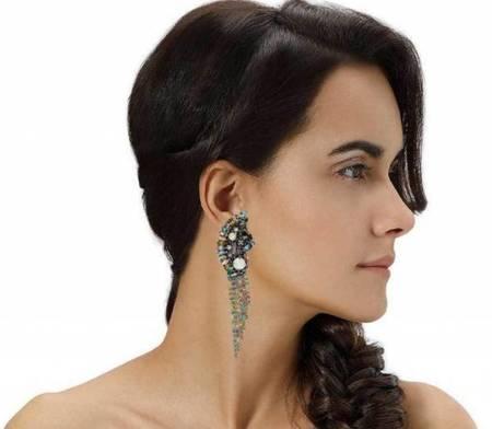 Deepa Gurnani Verity Earrings - Multi