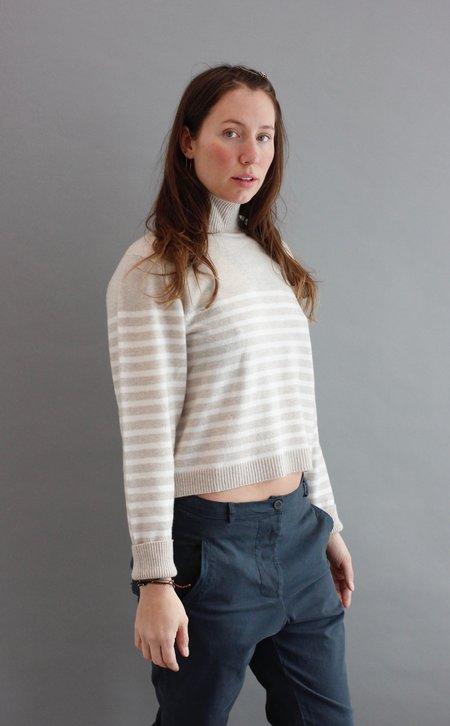 LeKasha Mock T Sweater