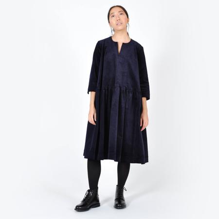 Peter Jensen Classic Smock Dress - Black