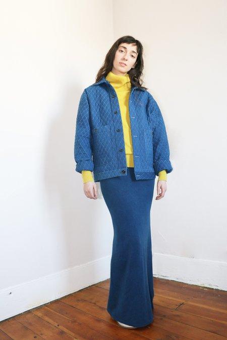 Unisex Colorant X Tony Shirtmaker Quilted Jacket - Indigo