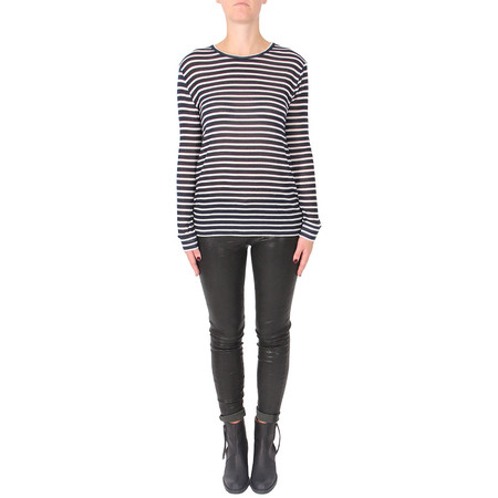 IRO Lachlan Long Sleeve Top