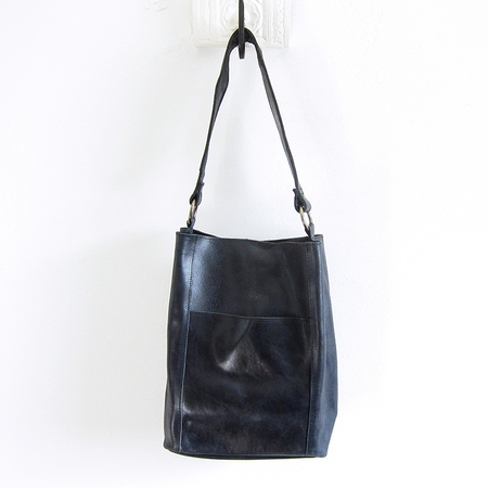 Able Mihiret Bucket Bag - Black