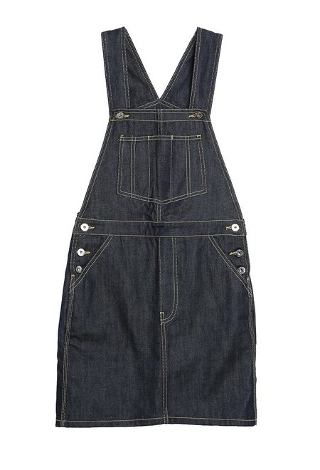 EVE DENIM Anais Dress - Raw Denim