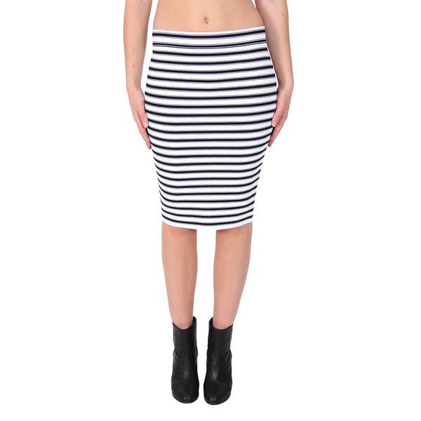 A.L.C. Marylin Striped Skirt