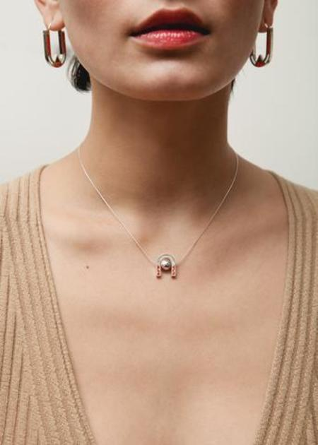 Erica Leal Dia Necklace