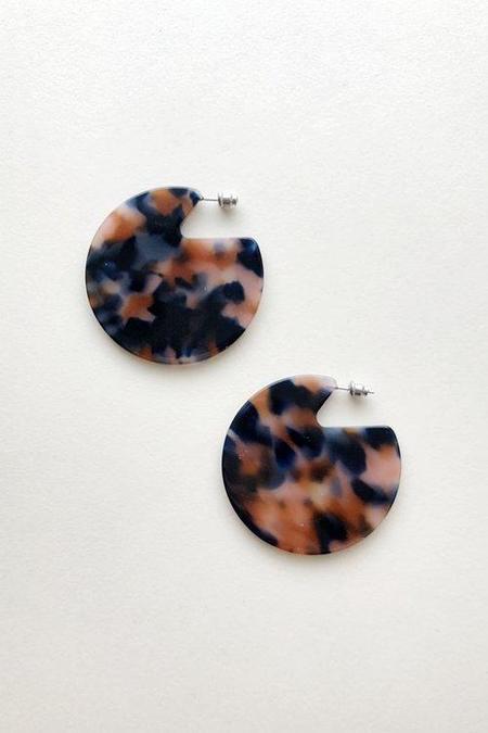 Machete Fortune Clare Earrings