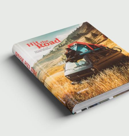 Gestalten Hit the Road Hardcover Book