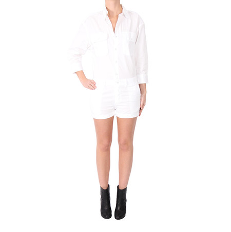 NLST Officer's Romper