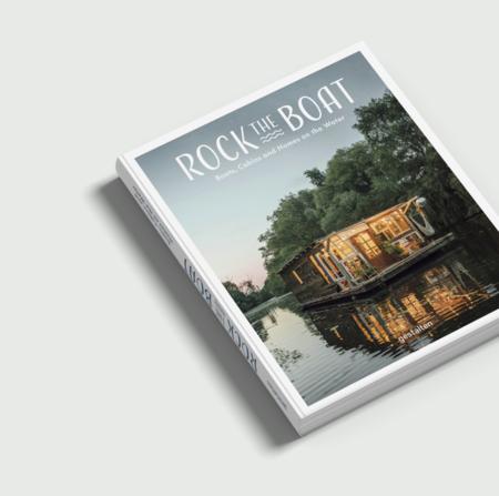 Gestalten Rock the Boat Hardcover Book