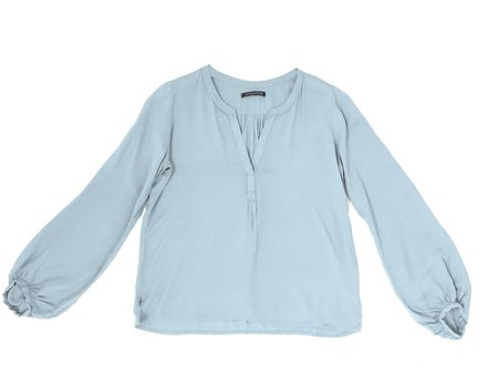 Curator Aries Blouse - SKY