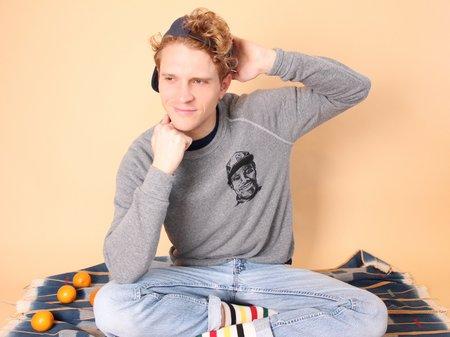 Cairo The Kid Sweatshirt