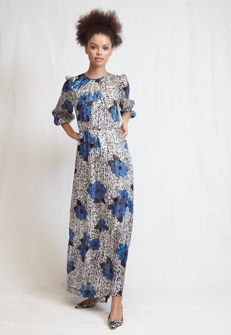 Warm Merci Dress - Prints