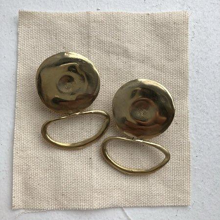 Monica Squitieri Reflection Earring