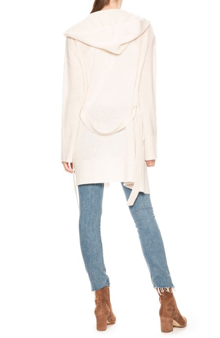 360 Cashmere Charolette Wrap Sweater