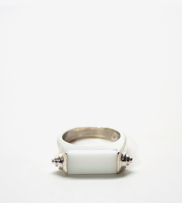 Luz Ortiz Nova Onyx Ring