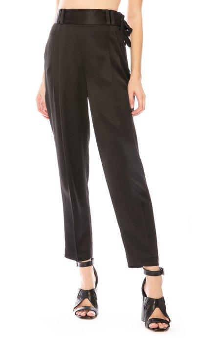 3.1 Phillip Lim Crepe Pant with Waist Tie