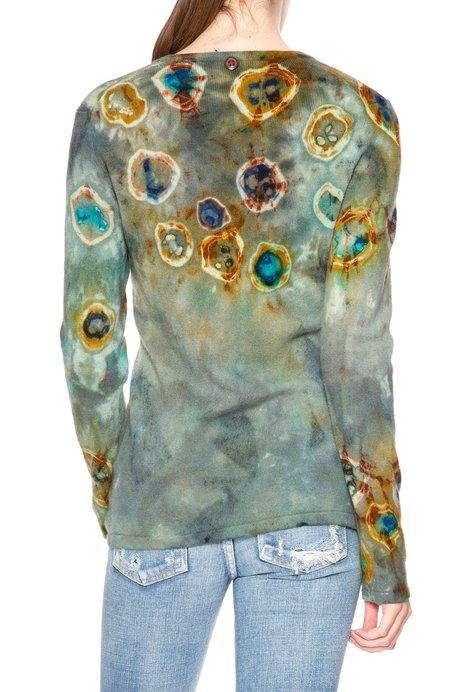 Galadriel Mattei Dark Web Sweater