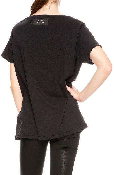 Unisex Garcons Infideles Death Rock T-Shirt