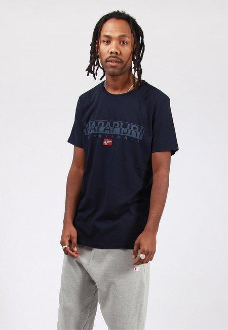 NAPAPIJRI Sapriol T-Shirt - Blue Marine