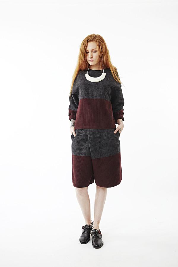 Humanoid Blanket Short