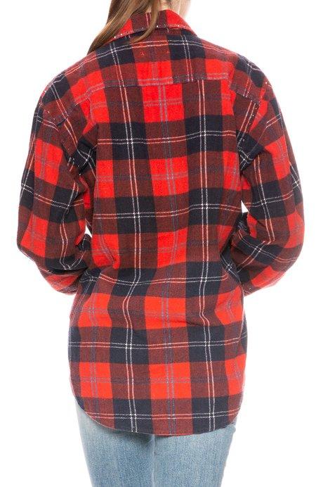 Royal Workshop Embellished Shirt - Plaid