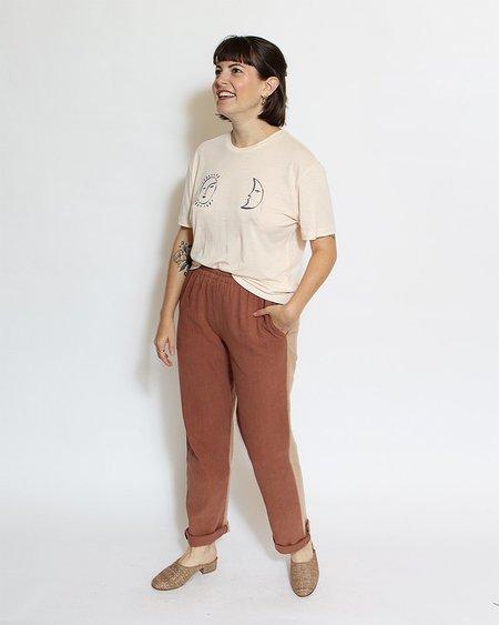 PO-EM Lounger Pants - Colorblock