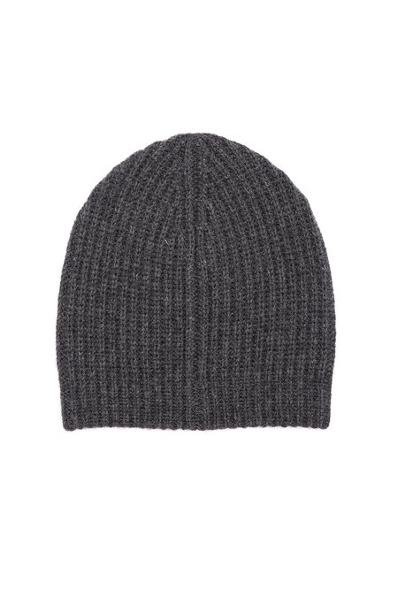 Ron Herman Ribbed Cashmere Hat