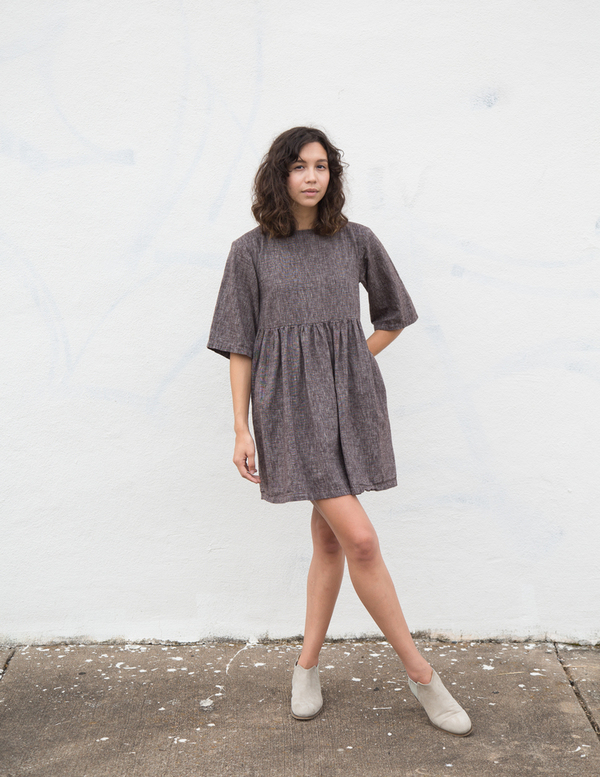 Esby Willow Babydoll Dress