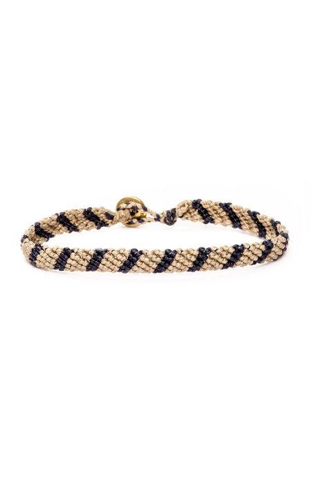 Caputo & Co Hand Woven Bracelet