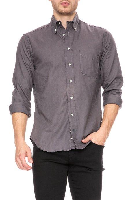 Gitman Bros. Hopsack Button Down Shirt