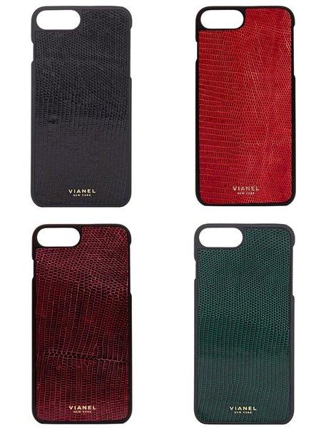 VIANEL iPhone 7 and 8 Plus Lizard Case