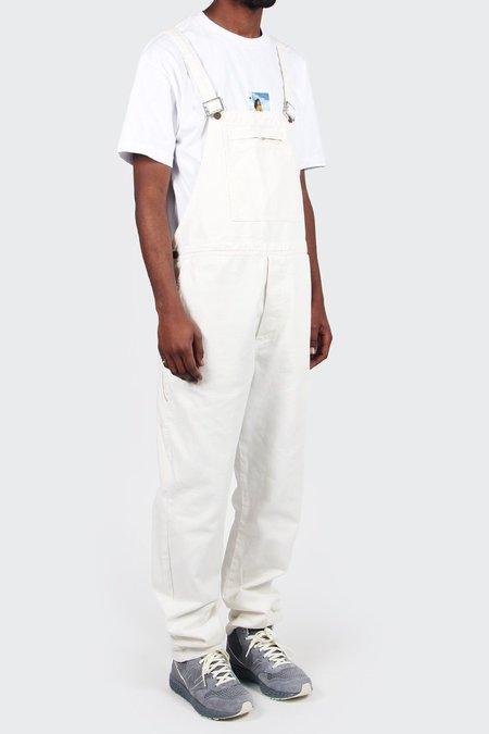 Rollas Trade Overalls - white
