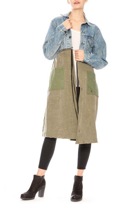 Royal Workshop Jagger Trench Coat - Scout