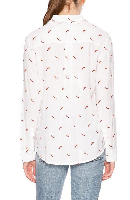 Rails Kate Shirt - Chili
