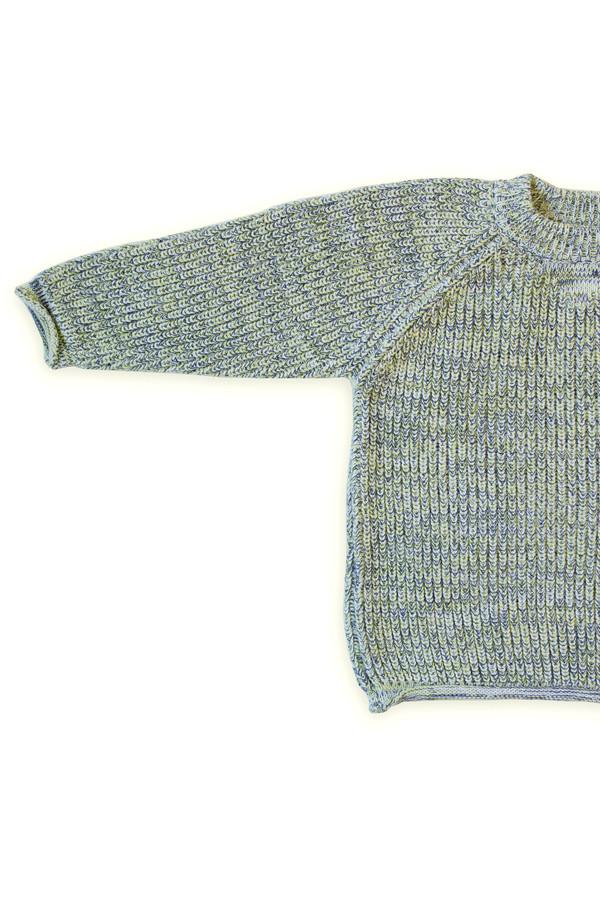 Micaela Greg Seafoam Taffy Sweater