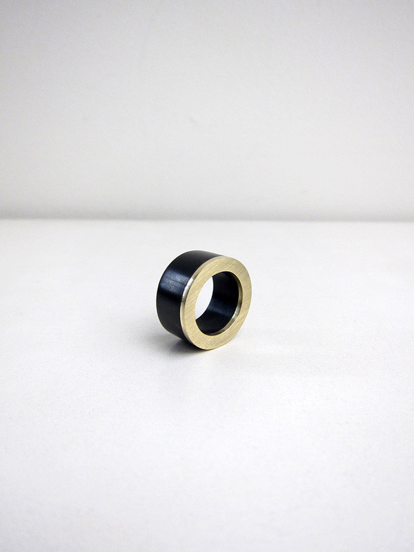 Autoctona The Marble Ring | Black