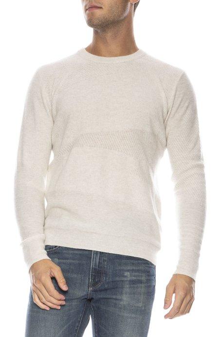 Roberto Collina Mixed Media Extra Fine Wool Sweater