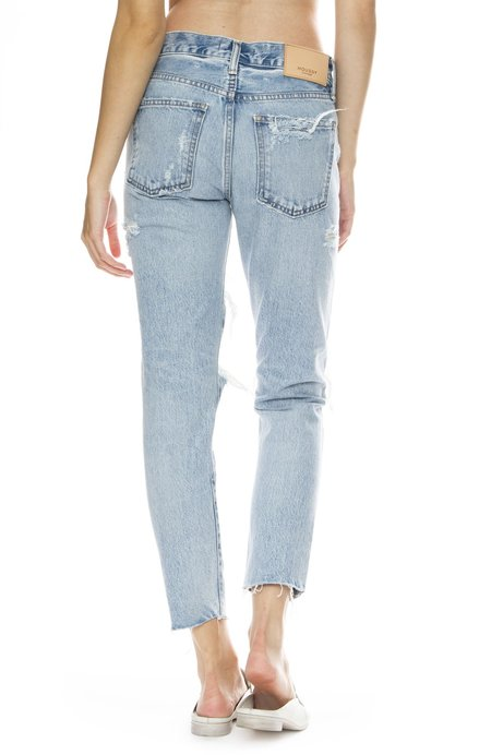 Moussy Vintage Branford Tapered Jean