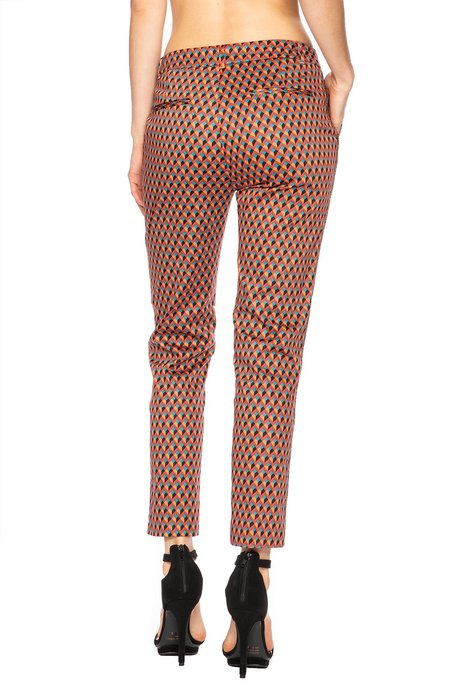 MKT Studio Passadi Pants - Retro Print