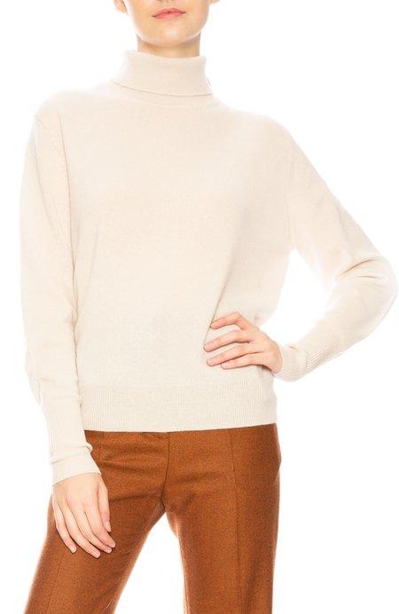 Nili Lotan Ralphie Cashmere Sweater - Ivory