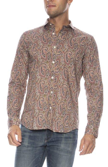 Hartford Sammy Liberty Floral Shirt
