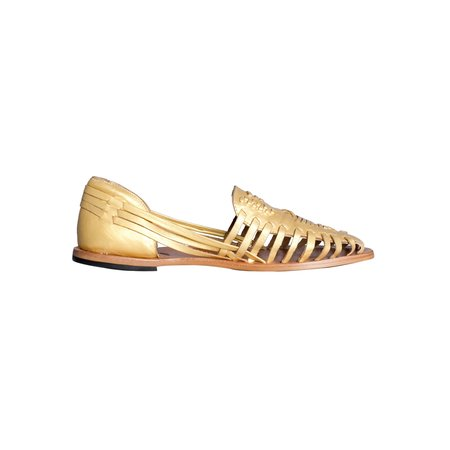 Cartel Footwear Merida - Gold