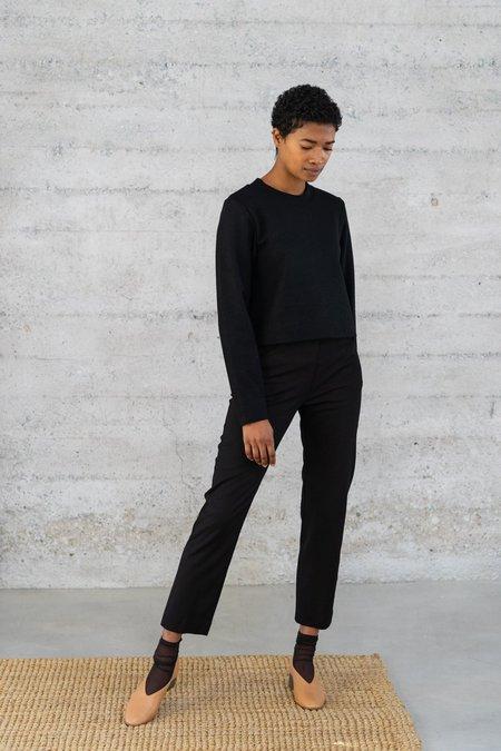 Waltz Cigarette Trousers - Black