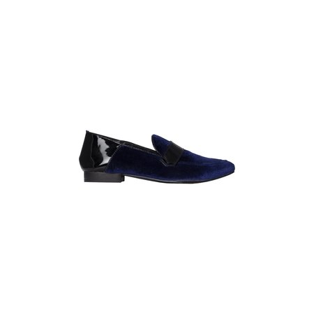 CARTEL Ximena loafer - blue