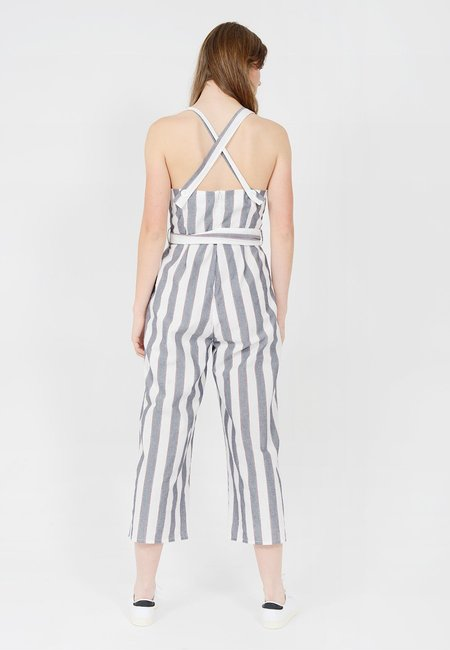 The Fifth Label Sequence Stripe Jumpsuit