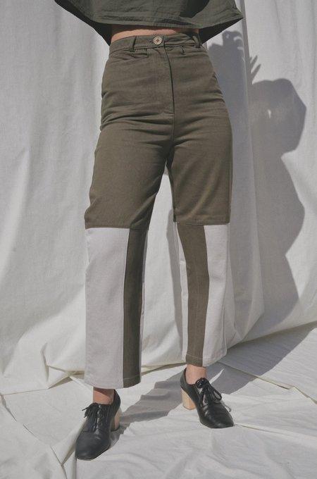 Selva Negra jessie pant - pine/cool gray