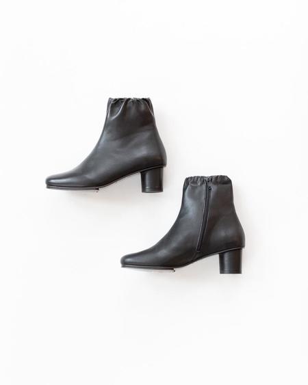 Anne Thomas Jeanne Boots - Black