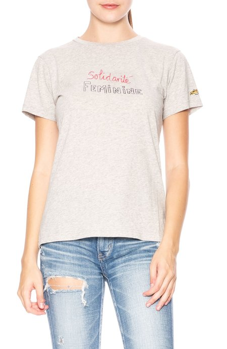 Bella Freud Solidarite Feminine T-Shirt
