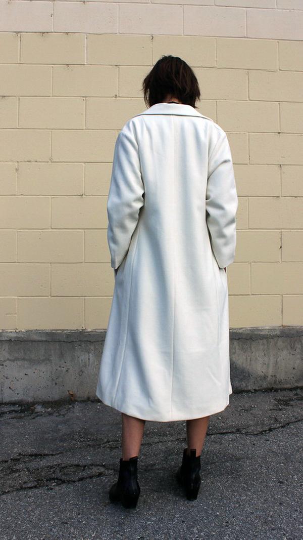 Sunjalink Wool Overcoat